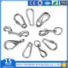 Ss304 or Ss316 Stainless Steel Eye Snap Hook