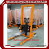 Hand Operated Manual Pallet Stacker 1.5t Transpalata Stacker