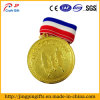 Custom Logo Award Gold Metal Medal with No Minimum