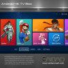 Caidao Ott TV Box S905X Smart TV Box Android 6.0 Ota Update