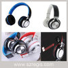 Stereo Wireless Foldable Bluetooth V2.1 Earphone Headphone Support TF Card/MP3
