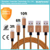Wholesale Fast Charging and Sync Data USB Cable for iPhone 7/6/iPad