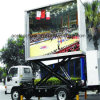 New Idea Outdoor Advertising Products Mobile/Flexible/ Mobile Trailer LED Display Screen P16