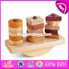 New Design Kids Play Wooden Block Stacking Games W13D142