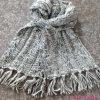 Winter Fashion Acrylic Knitted Scarf (CYT-1406)