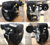 Lifan 20HP V-Twin Cylinder Air-Cooled Gasoline Engine for 10kw Generator or Boat