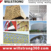 Shaped Aluminum Sheet for Wall Cladding