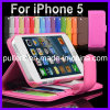 Cell Phone Accessories PU Leather Cell Phone Cases (PL-3KZ)