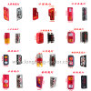 12-60V Motorcycle Stop Turn Rear Tail Lights for Truck Trailer Rear Light Position Light Electric ...