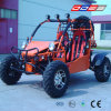 Go Kart 400CC Dune Buggy 4x4 in Red (LZ400-5)