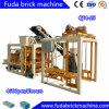 Fully Automatic Cement Hollow Interlocking Block Machine
