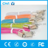 Five Colors High Speed Charger&Transfer Data Flat for iPhone USB Cable