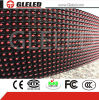 2800 Nits P10 Single Red Color LED Display of Outdoor