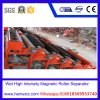 Wet Hight Intensity Magnetic Roller Metal Processing Nonmetal Products 120-III