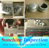 Galvanized Caps Pre-Shipment Inspection / Quality Control and Inspection Service for Pipe Fittings