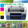Byc-A3 6 Color Flatbed Digital T Shirt / Food Printer High Quality with Best Price