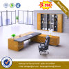 Modern Melamine Furniture Executive Table Manager Office Desk (HX-8NE021C)
