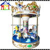 Pony Mechanical Carousel Ride for Amusement Park Angel Horse Roundabout