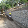 China Wholesale Mesh 80X100mm Modular Gabion Systems for Retaining Wall