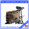 Funtional Waxed Canvas Leisure Trail Bike Bag for Men