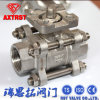 ISO5211 Mounting Pad 3PC Ball Valve