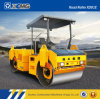 XCMG Official Manufacturer Xd81e 8ton Double Drum Rubber Tire Road Roller for Sale