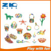 Plastic Block Toy for Early Eduaction