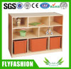 Wood High Quality Children Book Cabinet for Wholesale (SF-130C)