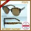 F7273 Fashion Polarized Sunglasses Clubmaster Style Sunglass