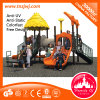 Kids Playset Slides Outdoor Play Areas for Toddlers