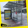 Bus Stop Shelter with Scrolling Sign (item45)