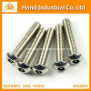 Stainless Steel Socket Head with Pin Tamper-Proof Screw