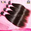 Unprocessed Virgin Remy Hair Malaysian Straight Hair Weaving (QB-MVRH-ST)