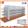 Light Box Style Punch Back Board Supermarket Shelves (ZHs611)