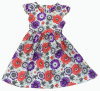 Hot Sale Girl Dress in Fashion Children Clothing (SQD-119)