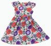 Hot Sale Girl Dress in Fashion Children Clothing (SQD-119)
