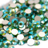 Silver Foil Crystal Stone Flatback Rhinestone for Nail Art Decoration (FB-ss16 perodit ab)
