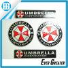 Custom Self Adhesive Aluminum Sticker Label, Aluminum Label