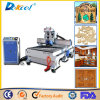 Italy Spindle Double Head CNC Router Wood Door Engraving Machines DSP Control