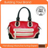 Hot Sale Ladies Fashion Leather Handbags (BDM169)