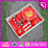 2015 Prefessional Preschool Musical Instrument Toy, Wooden Musical Instruments, Percussion Set, Tambourine, Maracas, Handbell W07A089