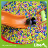 Liben Open Indoor Trampoline Sites with Indoor Playground