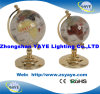 Yaye Hot Sell World Globe with World Map / Gemstone Globe with English Words