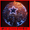 LED Holiday Motif Light Garland Ball Light Christmas Decoration Light