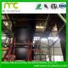 with Virgin/Recycled HDPE Materials Geomembrance Widely for Construction Sites