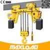 10 Ton Electric Chain Hoist with Low-Headroom Type (HHBB10-04SL)