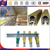Overhead Crane Conductor System Single Phase Electric Rails