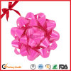 Lacquer PP Star Bow for Wedding Decoration