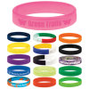 Silicone Bracelet with Full Color Design