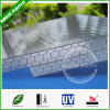 10-Year Clear Cellular Polycarbonate Honeycomb Multi-Wall Hollow Sheet Plastic Sheet